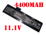 Uniwill L51-4S2000-G1L1(11.1V 4400mAh) laptop battery