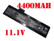 Uniwill L51-4S2000-G1L1(11.1V 4400mAh) laptop battery