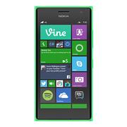 Nokia Lumia 735 Green Silver-66939