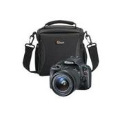 Canon - EOS Rebel SL1 Digital SLR Camera with 18-55mm IS STM Lens - Bl